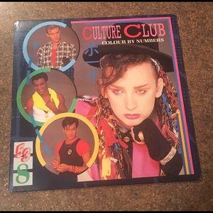 "Other - Boy George Culture Club 12"" Vinyl LP Album"